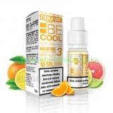 E-liquid Pinky Vape 10ml : Be Cool (Citrus mix) 3mg