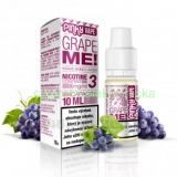 E-liquid Pinky Vape 10ml : Grape Me! (Hrozno) 6mg