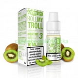 E-liquid Pinky Vape 10ml : Roll My Troll (Kiwi mix) 12mg