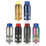 Rainbow - Vapefly Brunhilde Top Coiler RTA 8ml
