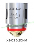 Atomizer IJOY CAPTAIN X3-C3