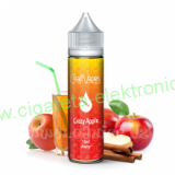 Príchuť Craft Vapes: Crazy Apple (Jablčný cider) 10ml