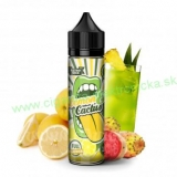 Príchuť Big Mouth Shake & Vape: Lemon & Cactus (Citron a kaktus) 12ml