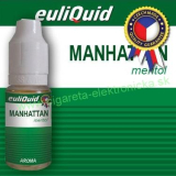 Príchuť Euliquid - TABAK MANHATTAN S MENTOLOM 10ml