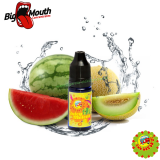 Juicy melons (Šťavnaté melóny) - Príchuť Big Mouth ALL LOVED UP - 10 ml