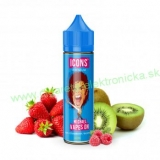 Icons: Michael Vapes On (Kiwi, jahoda, malina) 20ml