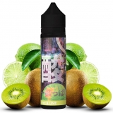 Super Suppai shake&vape : Kiwi & Lime (Kiwi & limetka) 18ml