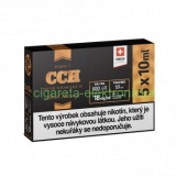 Booster bázy JustVape CCH (100VG) 5x10ml / 18mg