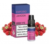 Emporio High VG 10ml / 0mg: Jahoda