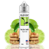 Príchuť Element S&V : Key Lime Cookie (Sušienka & limetka) 15ml
