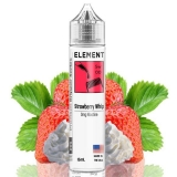 Príchuť Element S&V : Strawberry Whip (Jahody so šľahačkou) 15ml