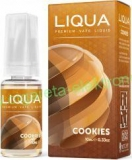 LIQUA NEW Cookies 10ml