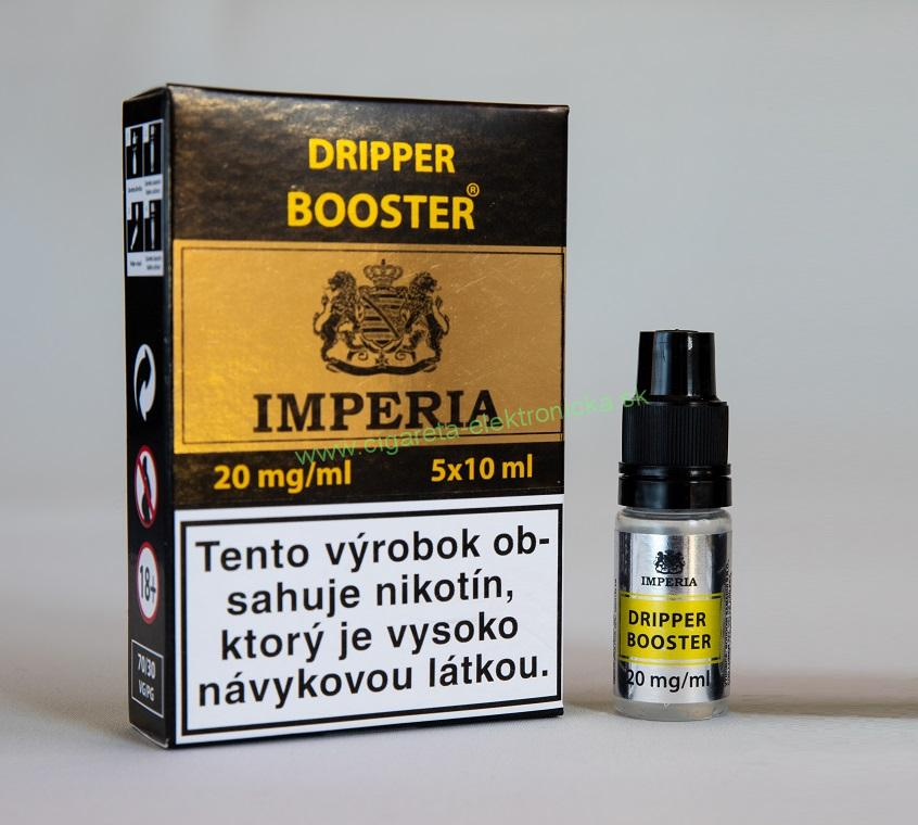 Imperia DRIPPER Booster 70VG/30PG 5x10ml 20mg