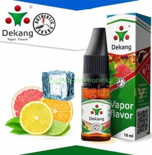 Dekang Icy Citrus 10ml 6mg