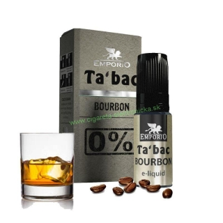 EMPORIO TaBac Bourbon 10ml 18mg