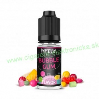 Príchuť Imperia Black Label: Bubble Gum 10ml