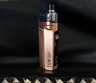 Copper RBA - Artery Cold Steel 120W 21700 AIO sada 3ml