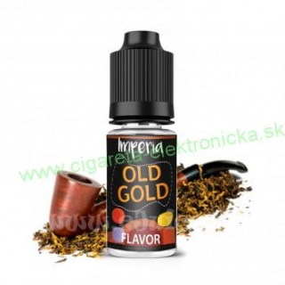 Príchuť Imperia Black Label: Tabak Old Gold 10ml
