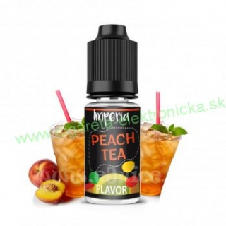 Príchuť Imperia Black Label: Peach Tea 10ml