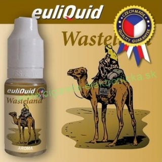 TABAK WASTELAND - Príchuť Euliquid -  10ml