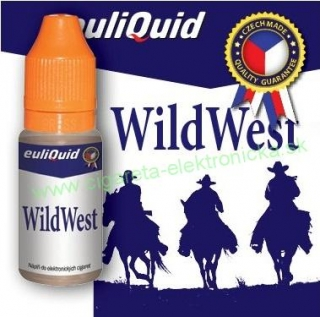 TABAK WILD WEST - Príchuť Euliquid -  10ml