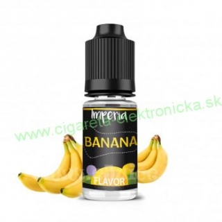 Príchuť Imperia Black Label: Banán 10ml