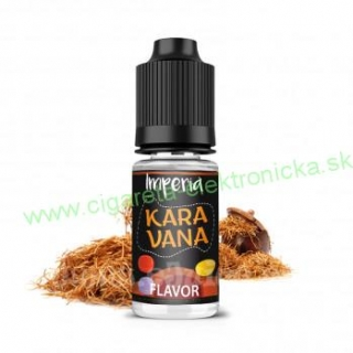 Príchuť Imperia Black Label: Tabak Karavana 10ml