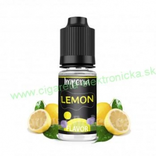 Príchuť Imperia Black Label: Citron (lemon)10ml