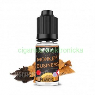 Príchuť Imperia Black Label: Monkey Business (Orientálny tabak) 10ml