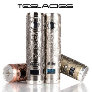 Tesla Punk 86W VW MOD- Antique Copper