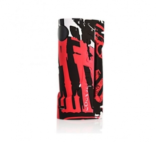 Black & Red - Vapor Storm ECO 90W Box MOD
