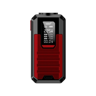 Black & Red - Smoant Ladon 225W TC Box MOD