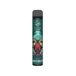 Watermelon - Elf Bar Lux 1500 e-cigareta 850mAh 2%