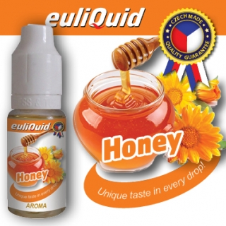 Med (Honey) - Príchuť Euliquid 10ml