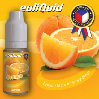 Pomaranč (Orange) - Príchuť Euliquid 10ml