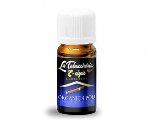 La Tabaccheria Organic 4Pod - E-Cigar 10ml