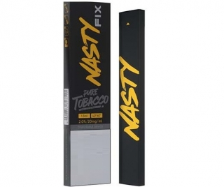 Pure Tobacco - NASTY JUICE FIX 300 e-cigareta 280mAh 20mg