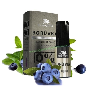 EMPORIO Čučoriedka 10ml 0mg